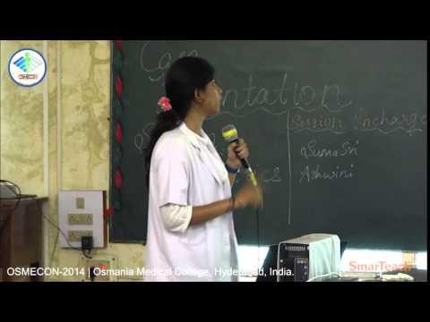 Case Presentation - Divya Sandhya P. of Dr. PSI Medical College, Vijayawada