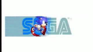 oh no sega logo is slowing down