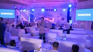 حفل اطلاق أجهزة جديدة من سامسونج السعودية في فندق الحياة بارك في جدة شركة المتبولي