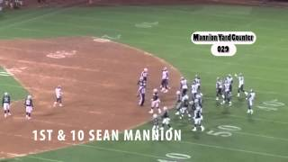 Future HOFer Sean Mannion