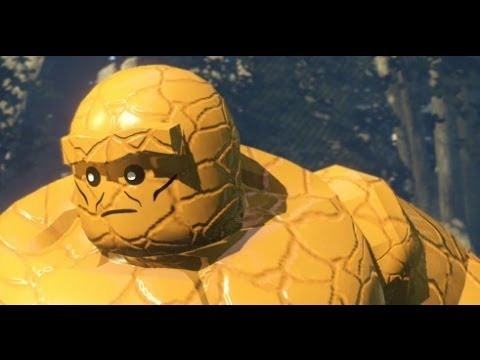 LEGO Marvel Super Heroes 100 Walkthrough Part 12 Rapturous Rise Mystique Boss Fight