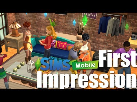 Xxx Mp4 The Sims Mobile First Impressions 3gp Sex