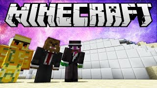 HOW TO FIND A HIDDEN VILLAGE IN MINECRAFT!? - Forever Stranded Modded Minecraft #4