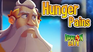 Dragon City Text Stories: Episode One: Hunger Pains