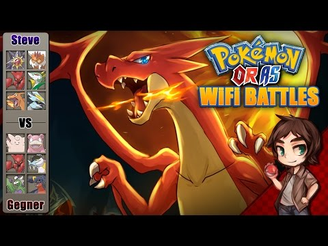 ★ Feuer gegen Donner - Pokemon ORAS WiFi Battle [German/Deutsch] [SuperFunTime]