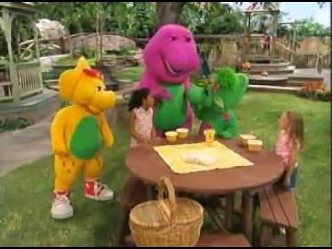 Barney Todos Somos Especiales