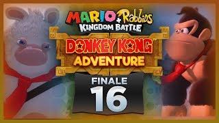 Rabbid Kong's Last Stand! (VS RABBID KONG!!!) | Mario Rabbids: DK Adventure w/ @PKSparkxx! - FINALE!