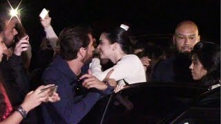 Kendall Jenner And Scott Disick Get Close At Brother Rob