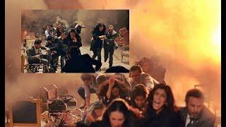 تفجير قصر العطارين 💣🔥💥 نهاية العطارين!!؟ .. انتظرونا في الجزء الثالث من الأب الروحي