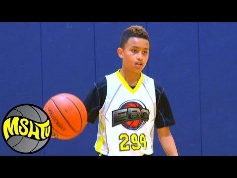 8th Grader Zion Ruckard has VISION & HANDLES - EBC Colorado - Elite Basketball Circuit