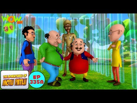 Xxx Mp4 Invisible Cage Motu Patlu In Hindi 3D Animation Cartoon As On Nickelodeon 3gp Sex