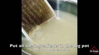 How to Clean Stove Hood Filter, Kitchen Tip, stove, cleaning kitchen, how to clean