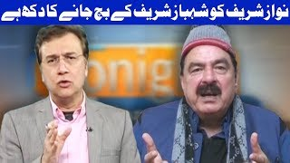 Tonight With Moeed Pirzada - Sheikh Rasheed Interview Special - 17 December 2017 | Dunya News