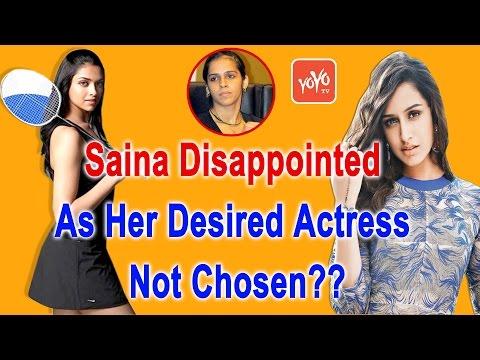 Saina Nehwal's Biopic Actress Finalized After Huge Tiff!!   YOYO Times