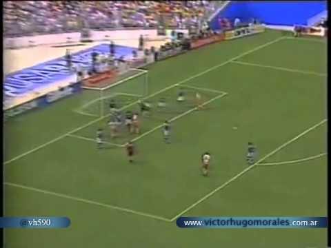 Partidazo Brasil 3 Holanda 2 Relato Jose Gabriel Mundial 1994 Los goles