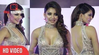 Urvashi Rautela at Star Screen Awards 2016   Viralbollywood