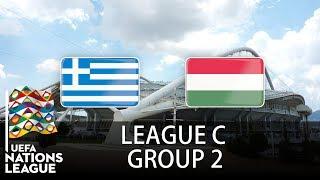 Greece vs Hungary - 2018-19 UEFA Nations League - PES 2019