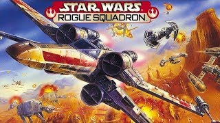 Star Wars: Rogue Squadron Full Movie All Cutscenes