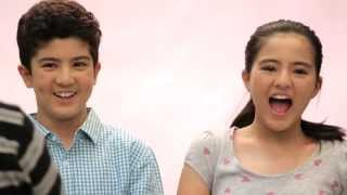 Behind The Scenes: Mavy & Cassy for BENCH/ Baby Colognes 2013
