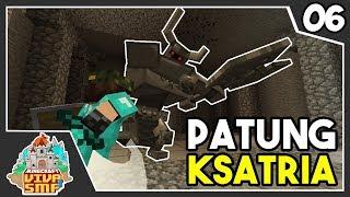Patung Ksatria!! ~ Minecraft VIVA SMP Season 3 Episode 6