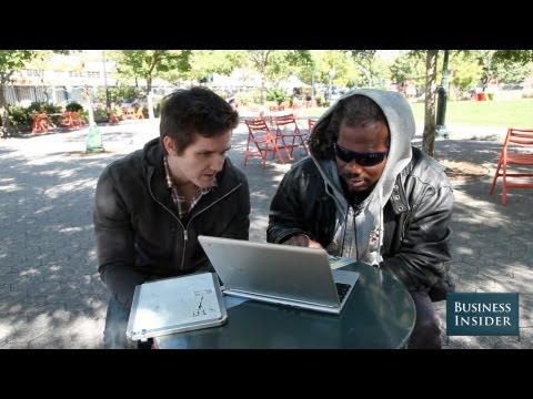 Xxx Mp4 The Homeless Man Learning To Code Is Almost Finished With His First App 3gp Sex
