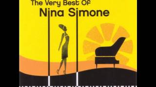 Nina Simone - My Baby Just Cares For Me [HQ]