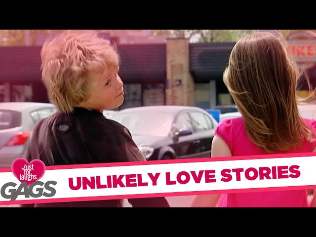 Forbidden Love Stories - JFL Gags Valentine's Day Special