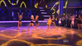 Sophia Lucia @ Dancing With The Stars, episode #300 2013