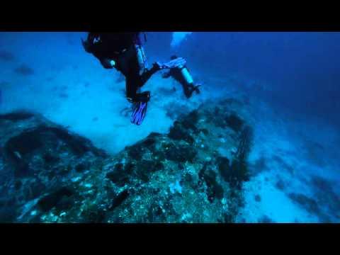 Wreck Catalina diving berjamaah :P