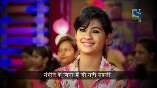 Indian Idol Junior 2015   Zara Zara Tamil version by Nithyashree
