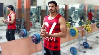 How to start Gym | Beginner exercise and tips (Hindi) Week 1