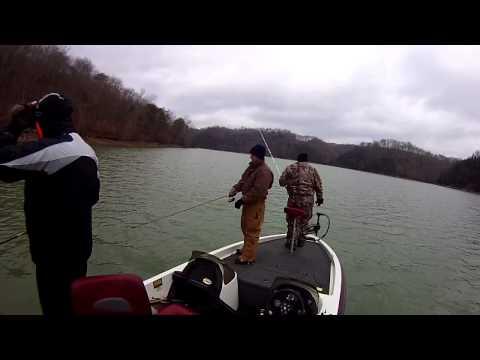 Xxx Mp4 Winter Fishing On Dale Hollow Lake In Kentucky 3gp Sex
