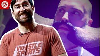 Scott Rogowsky Shows You Weird Sports   Beard Championships