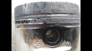 Вскрытие мотора показало Жуткое зрелище, Но интересное! Хонда Аккорд 1977г.