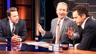Bill Maher, Ben Affleck, Sam Harris HEATED Debate on Islam