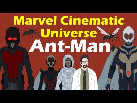 Xxx Mp4 Marvel Cinematic Universe Ant Man Complete AMatW Spoilers 3gp Sex