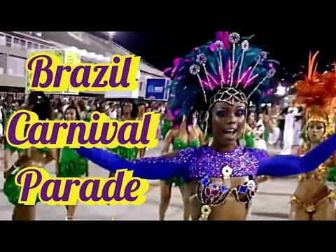 BRAZIL´S BEST SAMBA DANCING ONE HOUR OF RIO´S TOP MOMENTS AT CARNIVAL PARADES