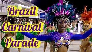 BRAZILIAN BEST SAMBA DANCING: ONE HOUR OF RIO DE JANEIRO  CARNIVAL PARADE 2014