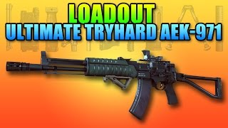 BF4 Loadout AEK-971 Tryhard MLG Pro | Battlefield 4 Assault Rifle