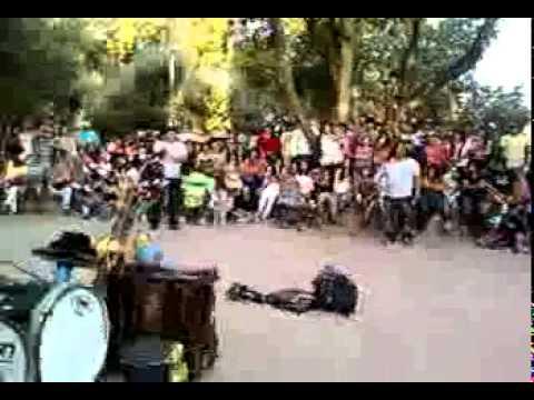 Los locos del Humor Plaza de Armas Olmué 2011