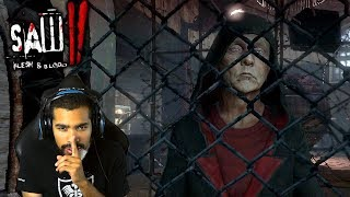FACE TO FACE WITH JIGSAW!!   Saw II: Flesh & Blood   #2
