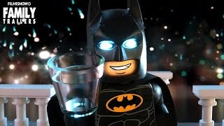 Happy New Year from The LEGO Batman Movie