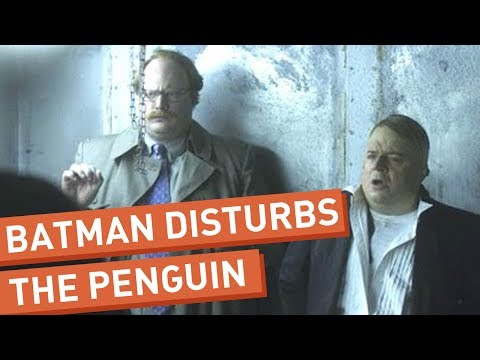 Batman vs. The Penguin with Patton Oswalt