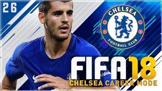 FIFA 18 Chelsea Career Mode Ep26 - CHAMPIONS LEAGUE GOALFEST!!