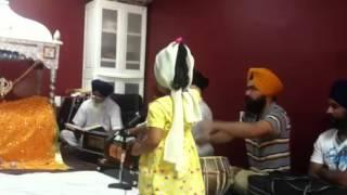 Kirtan Bhai gurdyal singh Regina wale