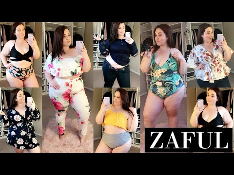 Xxx Mp4 ZAFUL Try On Haul Scam Or Nah Plus Size Fashion 3gp Sex