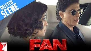 Fan | Deleted Scene 8 | A deadly battle between a FAN & a superstar | Shah Rukh Khan