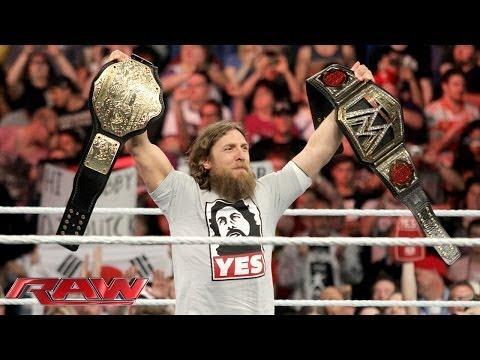 Xxx Mp4 Daniel Bryan Celebrates His WWE World Heavyweight Championship Victory Raw April 7 2014 3gp Sex