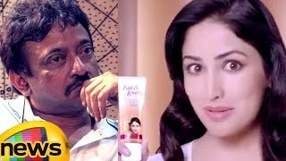 Ram Gopal Varma Sensational Comments On Yami Gautam | Fair and Lovely Ad | Mango News