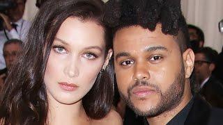 Bella Hadid & The Weeknd Reunite - Is Selena Gomez Jealous?